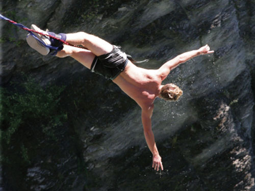 bungy-jumping